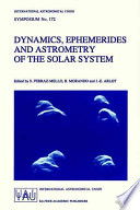 Dynamics  Ephemerides and Astrometry of the Solar System