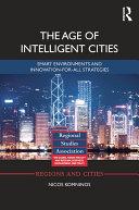 The Age of Intelligent Cities Pdf/ePub eBook