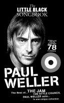 The Little Black Songbook  Paul Weller