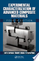 Experimental Characterization of Advanced Composite Materials  Fourth Edition Book