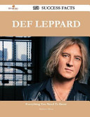 Def Leppard 158 Success Facts   Everything You Need to Know about Def Leppard