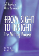 From Sight To Insight
