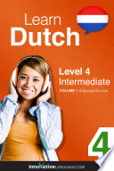 Learn Dutch - Level 4: Intermediate
