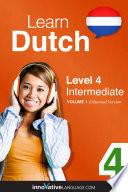 Learn Dutch   Level 4  Intermediate Book