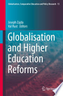 Globalisation and Higher Education Reforms Book