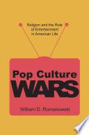 Pop Culture Wars