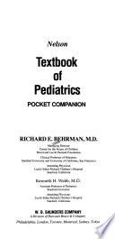 Nelson Textbook of Pediatrics Pocket Companion