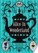 Alice in Wonderland Keepsake Journal
