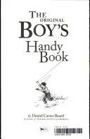 The Original Boy s Handy Book