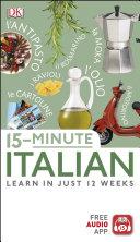 15-Minute Italian [Pdf/ePub] eBook