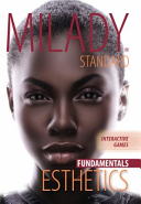 Interactive Games on CD for Milady Standard Esthetics  Fundamentals Book