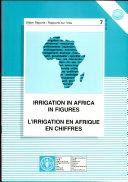 Irrigation in Africa in Figures ebook