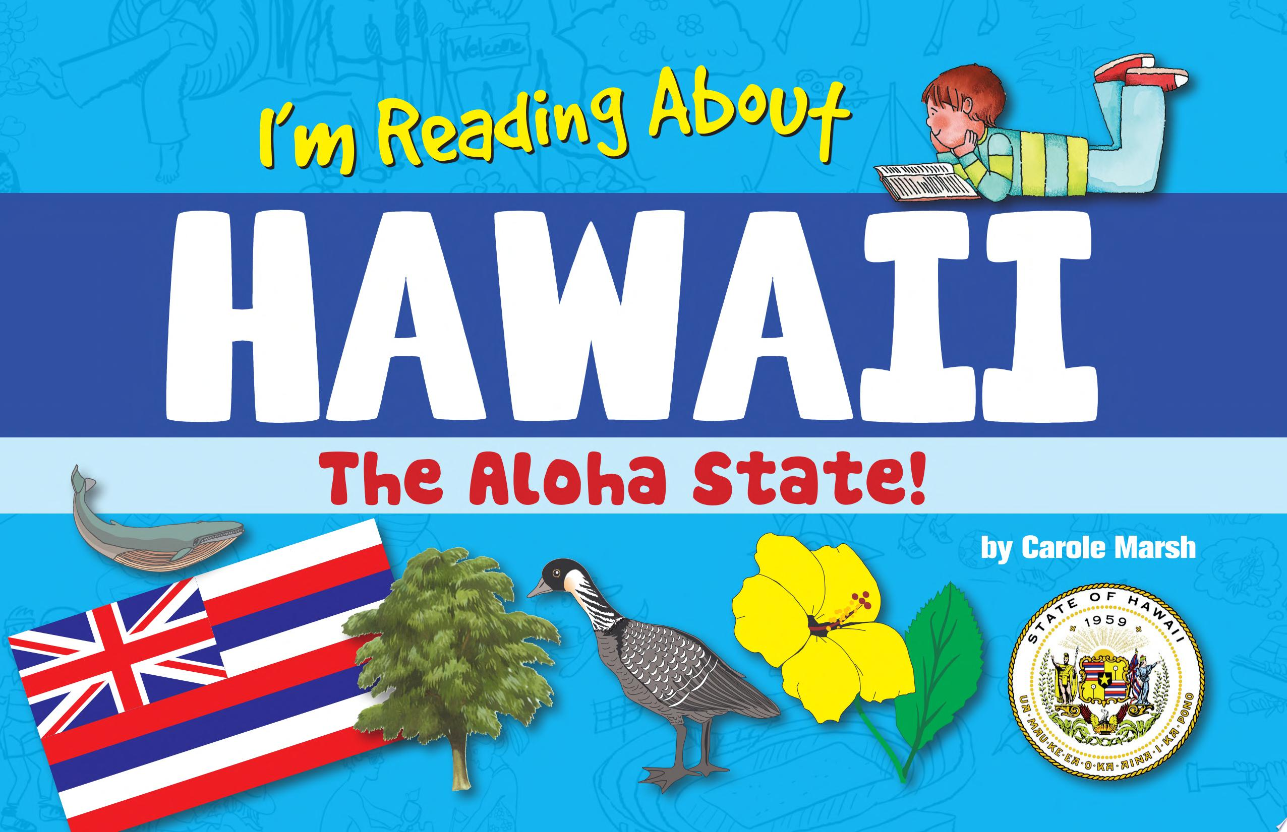 I m Reading About Hawaii