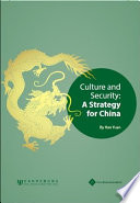 Culture and Security Book