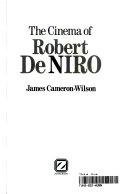 The cinema of Robert De Niro