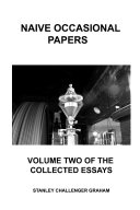 Pdf Naive Occasional Papers. Volume Two