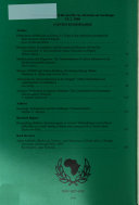 African Sociological Review