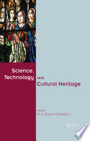 Science  Technology and Cultural Heritage Book