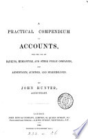 A practical compendium of accounts Book