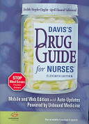 Davis's Drug Guide for Nurses, Mobile and Web Edition with Auto-Updates, Powered by Unbound Medicine, 11th Edition (CD-ROM Version)