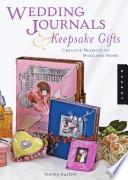 Wedding Journals And Keepsake Gifts