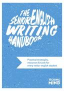 Cover of The Senior English Writing Handbook