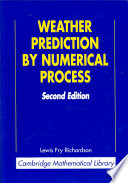 Weather Prediction by Numerical Process Book