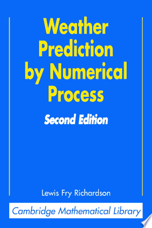 Download Weather Prediction by Numerical Process Free Books - Dlebooks.net