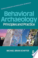 Behavioral Archaeology