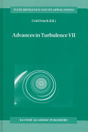 Advances in Turbulence 7
