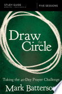 Draw the Circle Study Guide