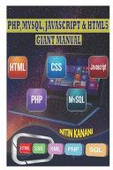 Php  Mysql  Javascript  Html5 Giant Manual