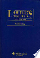 Lawyers Desk Book 2013 Edition Book