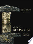 Klaeber s Beowulf  Fourth Edition