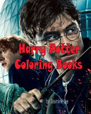 Harry Potter Coloring Books   Coloring Books