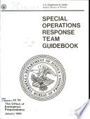 Special Operations Response Team Guidebook Book