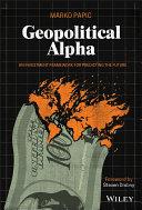 Pdf Geopolitical Alpha Telecharger
