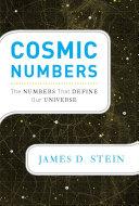 Cosmic Numbers