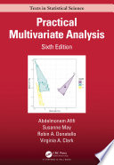 Practical Multivariate Analysis
