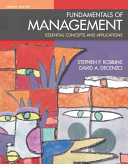 Cover of Fundamentals of Management