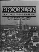 Brooklyn   and how it Got that Way