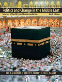 Cover of Politics and change in the Middle East