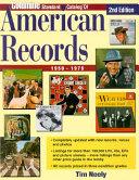 Goldmine Standard Catalog Of American Records