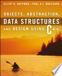 Objects, Abstraction, Data Structures and Design