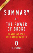 Summary of The Power of Broke Book PDF