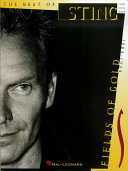 Sting   Fields of Gold  Songbook