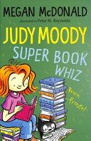 Judy Moody  Super Book Whiz Book