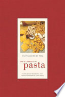 """Encyclopedia of Pasta"" by Oretta Zanini De Vita"