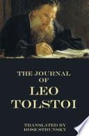 The Journal of Leo Tolstoi 1895 1899  Abridged