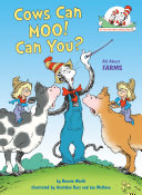 Cows Can Moo! Can You? Book